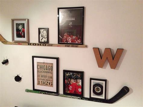 chicago blackhawks bedroom decor boys hockey bedroom ideas