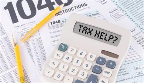 tax preparation the irs provides free tax preparation help for seniors
