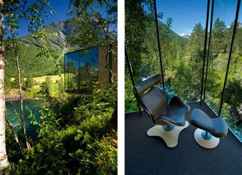 minimalist juvet landscape hotel in homedsgn