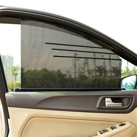 sun shade curtains for cars universal car curtain automatic side window sun shade