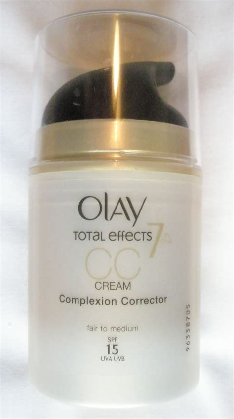 Olay Total Effect Cc olay total effects cc review and pictures ah sure