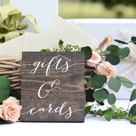 gift cards printable lights decoration gifts and cards sign wedding gift table sign gifts sign