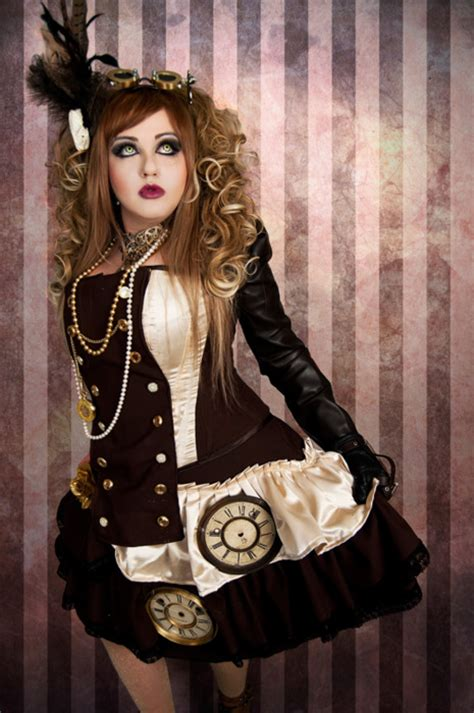 steam punk style the stitching post steunk fashion by csbsews for