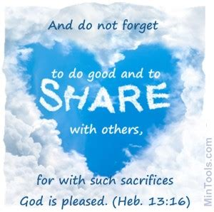 share with others people helping ministries reasons christians help meet needs