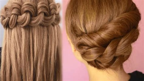 cute hairstyles on dailymotion 4 easy hairstyles for short hair anie new video