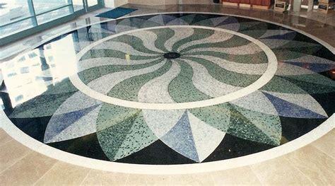 Tile Ideas Bathroom terrazzo flooring the new nation