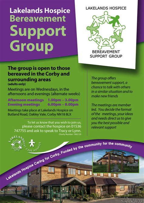 brats nursery corby lakelands hospice focussed marketing services
