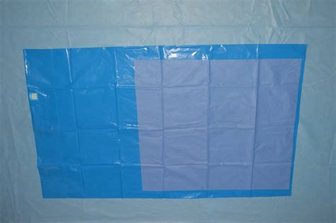 mayo stand cover drape hospital clinic sterile blue mayo stand cover drape