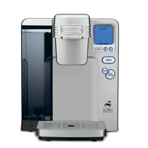 » Cuisinart SS 700 Single Serve Brewing System Review