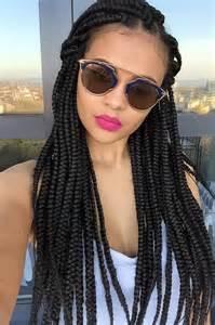 pinerest afro hair styles m 225 s de 25 ideas incre 237 bles sobre trenzas africanas en