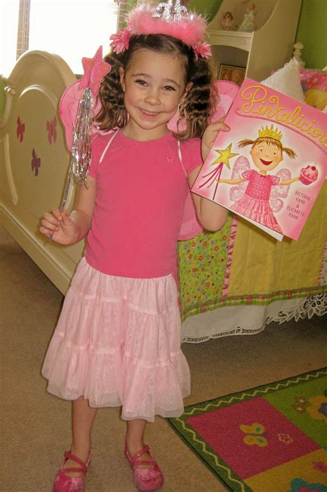 7 Ideas On Dressing Your Up For by Pinkalicious Dress Up Search Book Character