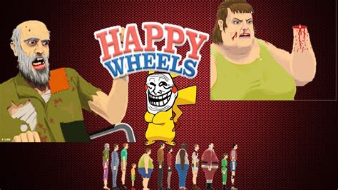 jugar a happy wheels full version en total jerkface happy wheels para pc full version completa youtube