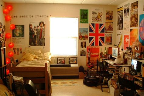Cool college room ideas for guys