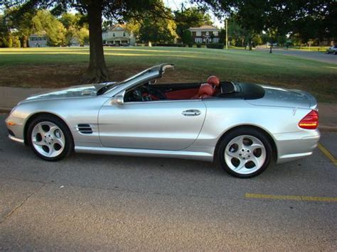 sell used 2005 mercedes sl500 amg sport package