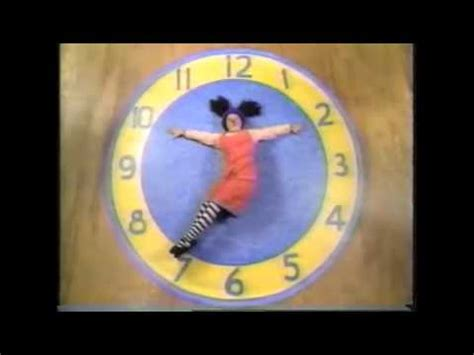 Big Comfy Clock Stretch the big comfy clock stretch reversed