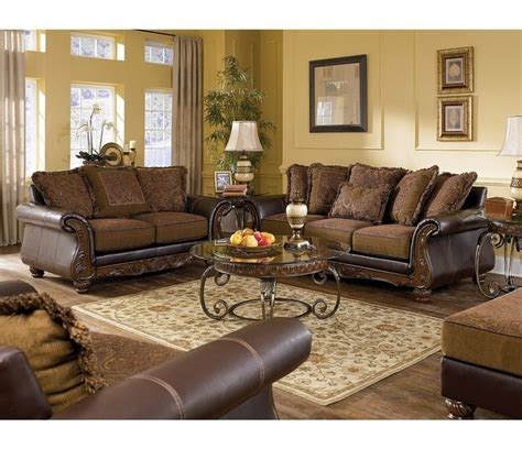 Signature Design By Ashley Williamston 4 Piece Living Room Free Living Room Set