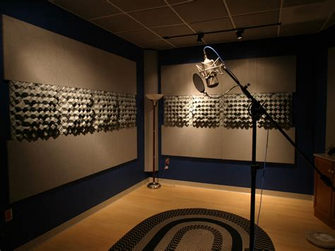 recording booth wallpaper