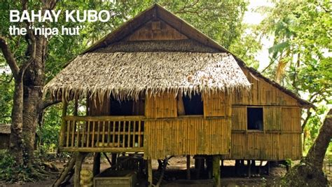 Modern Nipa Hut Floor Plans by Comparative Analysis About Bahay Kubo And Bahay Na Bato