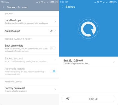 android backup service 4 ways to back up and restore android device