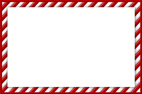 red stripe boarders christmas candy cane stripes clip art 12