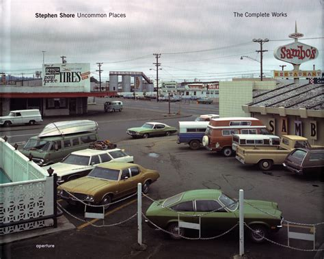 libro stephen shore uncommon places uel discourse stephen shore