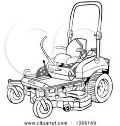 Riding Lawn Mower Coloring Pages Images &amp Pictures  Becuo sketch template