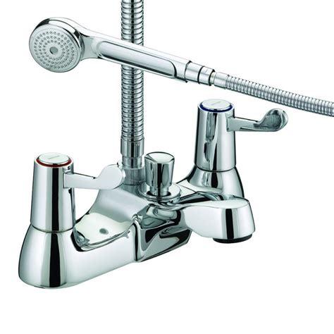 bristan 1901 bath shower mixer bristan value lever bath shower mixer chrome plated w