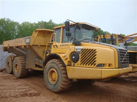 volvo haul trucks for sale a30d volvo used for sale articulated haul truck rock truck