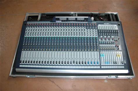 Mixer Gb8 soundcraft gb8 24 image 19350 audiofanzine