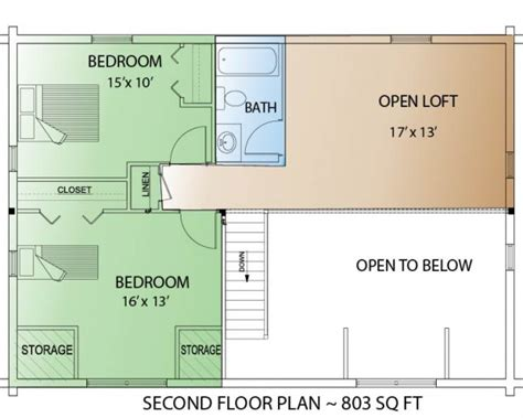 blue ridge floor plan blue ridge home plan mywoodhome com