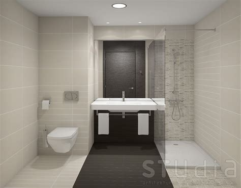 hotel bathroom design black and white baths c艫utare b w bath