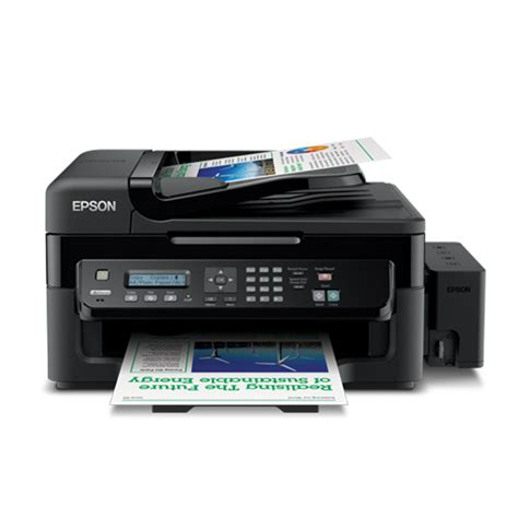 Printer Epson Ink Tank System buy epson l550 all in one ink tank system printer itshop