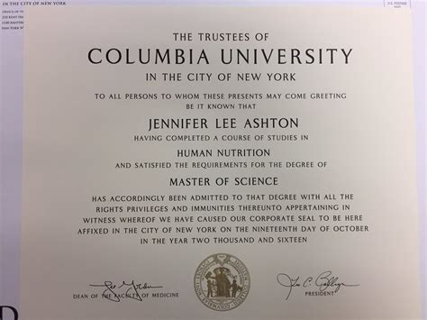Columbia Mba 1 Year Program by Look What Just Arrived Proud 2 My 3rd Degree From
