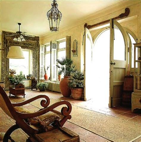colonial style interior decor search