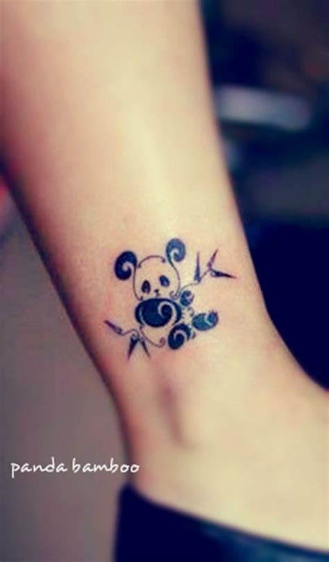 panda tattoo cute cute red panda tattoo by pashkov