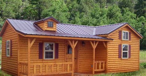 Amish Log Cabins by Tour Weekend Retreat Log Cabin By Amish Made Cabins