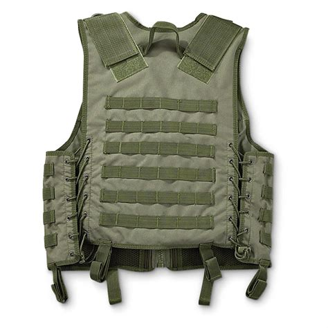 Vest Millitery Style M O L L E Tactical Vest 152652 Vests At