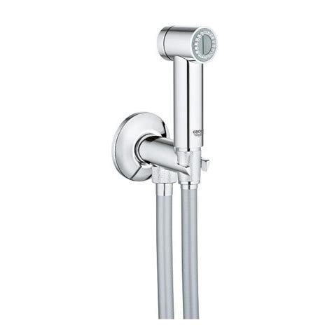 Grohe Trigger Spray Set 27513000 grohe tempesta trigger spray wall holder set with 1000mm hose
