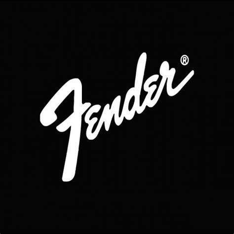 Black T Shirt Fender Logo Guitar S T Shirt Size Xl t shirt fender white on black