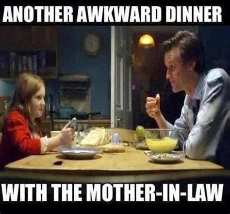Mother In Law Meme - doctor who funny pictures and quotes
