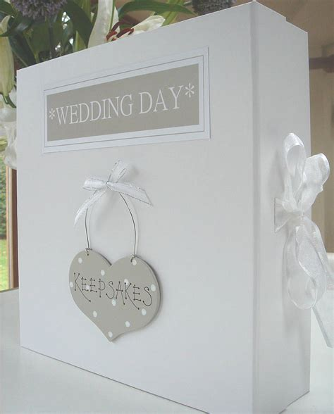 Wedding Keepsake Box by Wedding Keepsake Or Memory Box By Bird Designs