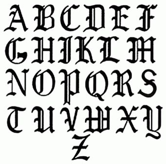 the gallery for gt old english font letter c old english letters bbq grill recipes