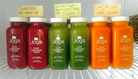 Shelf Of Cold Pressed Juice by Cold Pressed Juice St Maarten