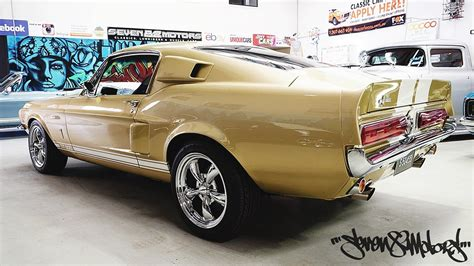 1967 shelby gt500 replica for sale sold 1967 ford mustang shelby gt500 replica seven82motors