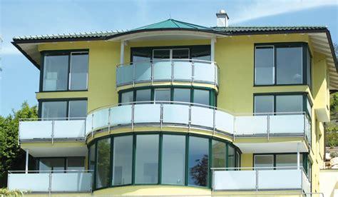 Balkongeländer Glas by Balkone Gel 228 Nder In Edelstahl Glas