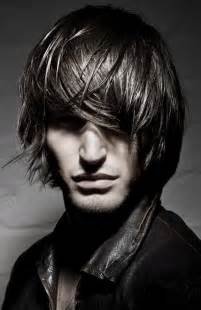 Afro long hairstyles for men
