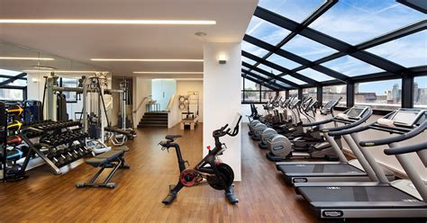 Luxury House by Gyms In Center City Philadelphia The Rittenhouse Spa Amp Club