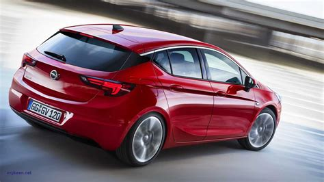 2019 New Astra by 2019 Opel Astra Review Specs And Release Date Car