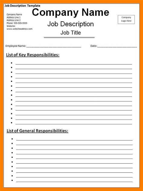 Employee Supervision Template 6 staff supervision template free janitor resume