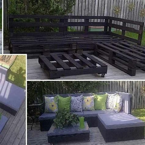 wood pallet patio furniture wood pallet patio furniture upcycle